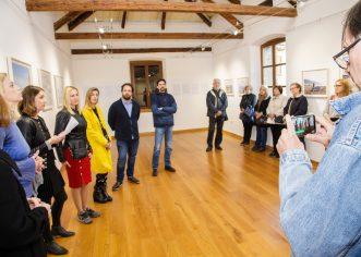 Festival aMORE službeno otvoren izložbom Mare corto u Galeriji Sinčić