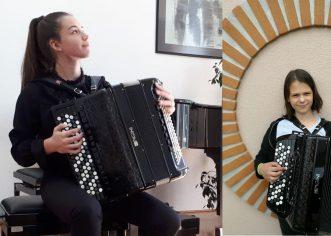 Lena Pelaić i Antonela Glavić, učenice Umjetničke škole Poreč osvojile prve nagrade u Murskoj Soboti
