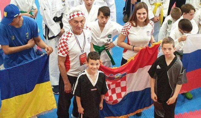 Europske medalje za Kickboxing  klub Vrsar Funtana