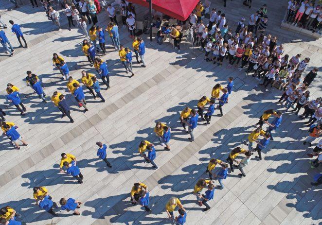 """U petak, 24. svibnja na Trgu slobode 10-ti """"Rasplesani razredi"""""""