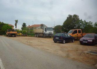 Dvadesetak novih parkirališnih mjesta u Grožnjanskoj ulici u porečkom naselju Vranići