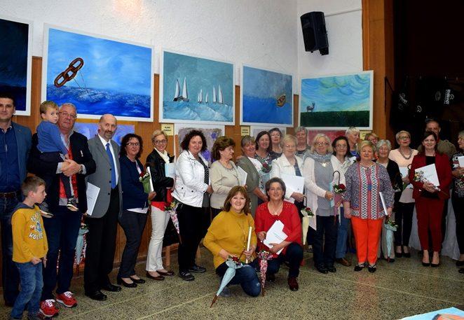 """U Kašteliru održana svečana promocija monografije """"Umjetnost bez granica"""""""