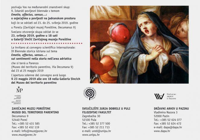 U Zavičajnom muzeju Poreštine znanstveni skup Istarski povijesni biennale