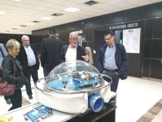 Na BLUE-GREEN HUB forumu svoju inovaciju predstavio i Ervin Matić iz Poreča