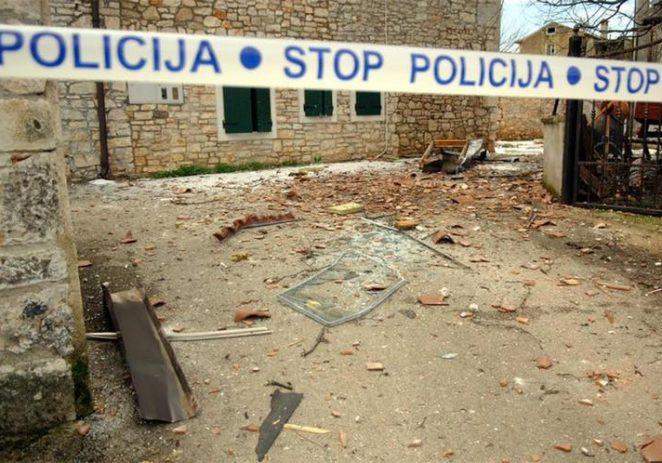 Na gradilištu u Partizanskoj ulici teško ozlijeđen radnik