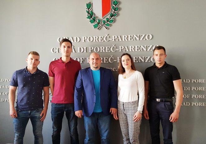 Konstituiran Savjet mladih Grada Poreča-Parenzo
