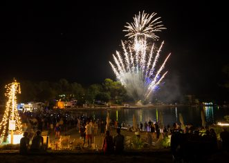 Svečani doček Pola nove godine na Lanterna Summer Nights Festivalu