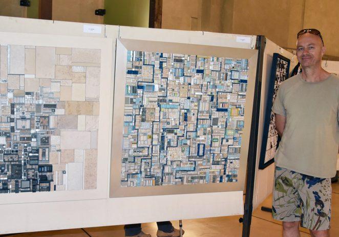Alex Knapić sudjeluje na MUSIWA 2019, izložbi mozaika u Palazzo Medici (Firenze) među najboljima iz svijeta suvremene umjetnostni u mozaiku
