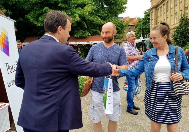Poreč se ovog vikenda predstavio na Festivalu ambasada u Pragu