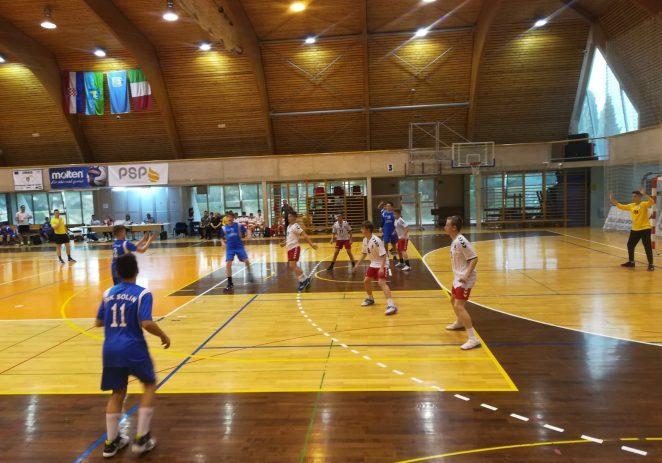 Dječaci Rukometnog kluba Poreč sutra se bore za 5. mjesto u Hrvatskoj !