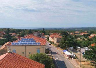 Solarne elektrane, nova javna rasvjeta, uklanjanje azbesta – samo su neki od porečkih projekata za zaštitu okoliša