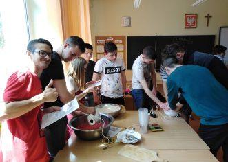 TUŠ Antona Štifanića u upoznavanju tradicionalne kuhinje u Poljskoj u sklopu Erasmus+ projekta