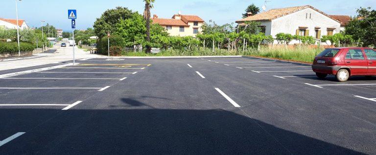 Parkiraliste Groznjanska