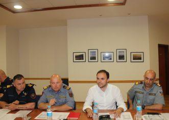 Poreč domaćin radnog sastanka Glavnog vatrogasnog zapovjednika sa županijskim zapovjednicima iz cijele Hrvatske
