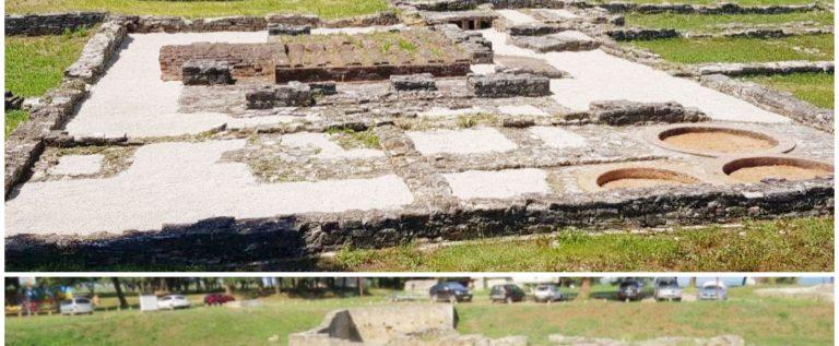 iskopine Červar Porat poslije i prije