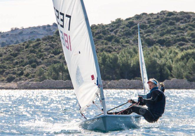"""Mare Milić predstavljati će JK """"Horizont- Poreč"""" na Otvorenom juniorskom europskom prvenstvu u Grčkoj Ateni"""