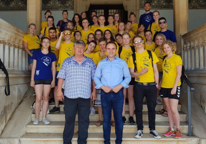 Ljetni kamp Lionsa u Poreču okupio mlade iz 19 zemalja
