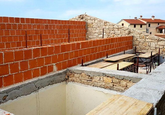 Gradnja dječjeg vrtića i jaslica u Dračevcu napreduje po planu