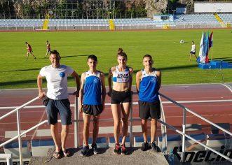 Atletika: Porečki Maximvsi Loris Uljanić,  Luka Vinkerlić i Andrea Bošnjak nastupili na Pojedinačnom prvenstvu Hrvatske