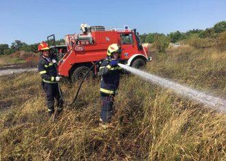 U lipnju porečki vatrogasci intervenirali 58 puta !
