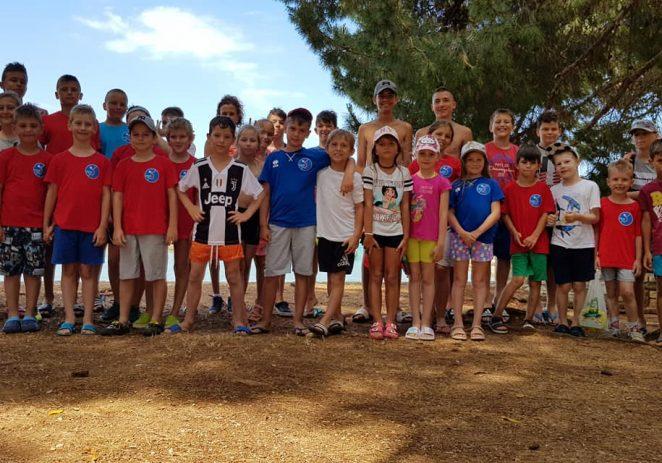 Završen je i ovogodišnji atletski kamp za djecu AK Maximvs Poreč