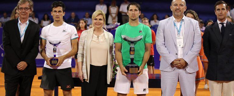 Umag: Dušan Lajović pobijedio Atilu Balasza i osvojio prvu ATP titulu u karijeri