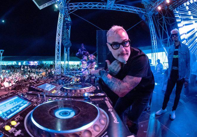 Senzacionalan nastup DJ-a Gianluce Vacchija u Umagu pratilo i njegovih 13 milijuna followera