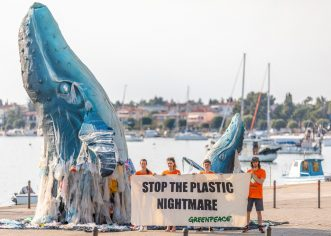 Kitovi u Istri: Vapaj iz morskih dubina – skulptura kitova danas i u Poreču