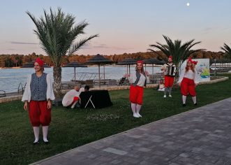 Istra Inspirit odveo publiku Poreč Open Air  festivala na čarobno putovanje kroz priče, mitove i legende