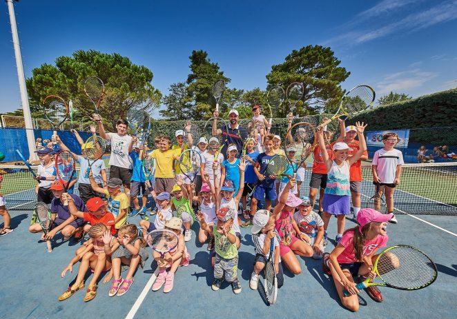 Plava Laguna Croatia Open Umag, Zaklada Marin Čilić i Vukovar Tennis Camp omogućuju šestorici mladih tenisača iz Vukovara jedinstven doživljaj na umaškom turniru
