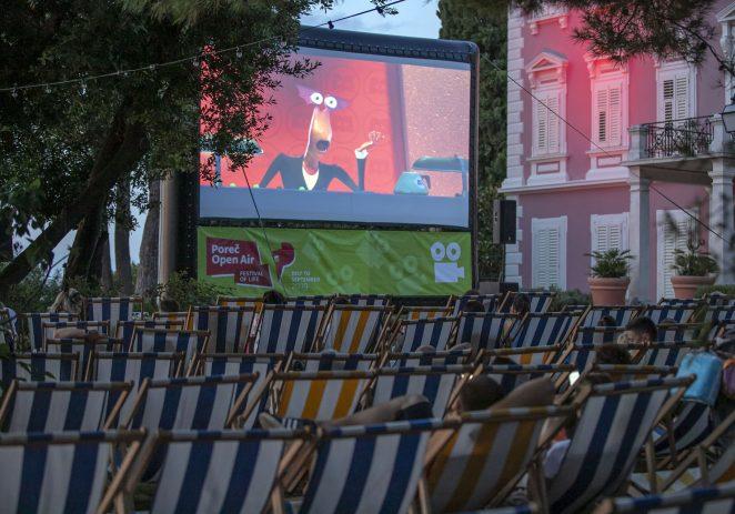 Tjedan odličnih filmova na Poreč Open Air Festivalu