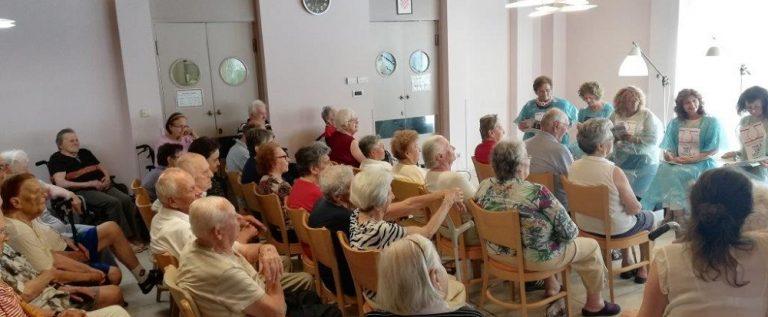 Predstava u Domu za starije i nemoćne Poreč2