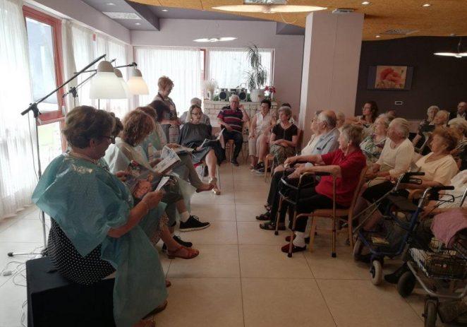 Povodom međunarodnog dana starijih osoba u Domu za starije Poreč niz aktivnosti