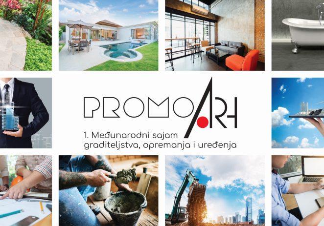 Ovog rujna u Poreču i prvi međunarodni sajam graditeljstva, opremanja i uređenja – PromoArh