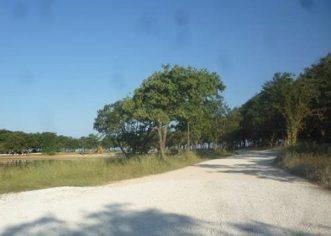 Nasipani makadamski putevi u porečkim naseljima te do plaža na Porto Busoli