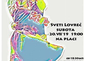 40. Smotra narodne glazbe i plesa zapadne i središnje Istre u Sv. Lovreču ove subote, 20. srpnja