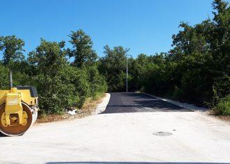 Novi asfalt i javna rasvjeta u Stanciji Portun