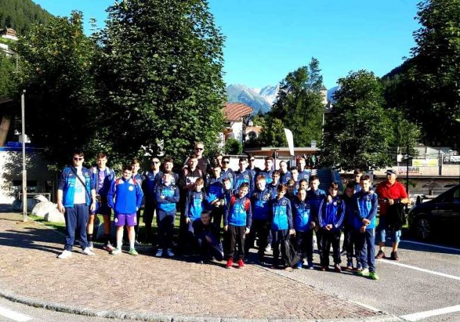 Rukometaši MRK 28. april iz Kaštelira sudjelovali na turniru SAND IN TAUFERS