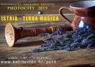 Otvoren nagradni fotonatječaj 'PhotoCity' 2019 – Istria – terra magica