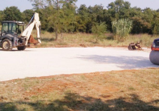 Počela gradnja polivalentnog igrališta u St. Portun
