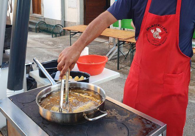U Kašteliru održana 17-a Fešta od krumipira, popularna Gramperijada (foto)