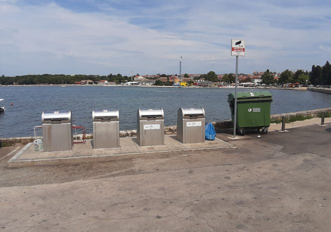 Usluga Poreč kreće s postavljanjem kamera za  video nadzor na najkritičnijim točkama nepravilnog odlaganja otpada