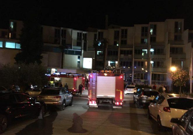Porečki vatrogasci u srijedu navečer ugasili požar u sobi hotela Valamar Crystal