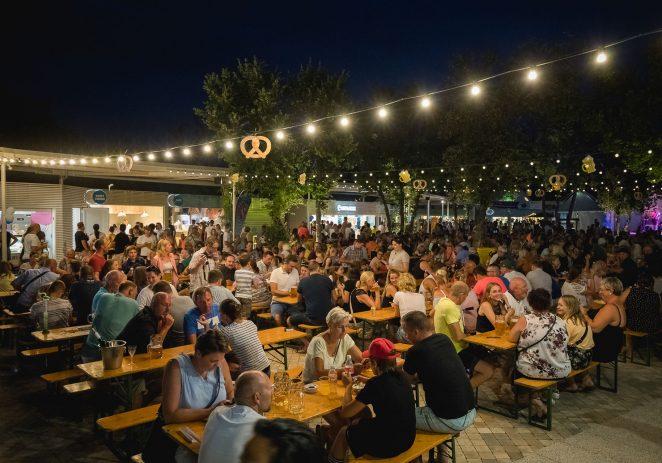 Beer Fest, tribute bendovi i ljetni karneval ovih dana očekuju posjetitelje na Lanterni