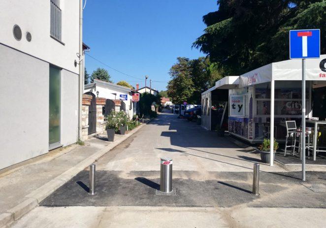 Obavijest o načinu prometovanja novom pješačkom zonom u dijelu Prvomajske ulice
