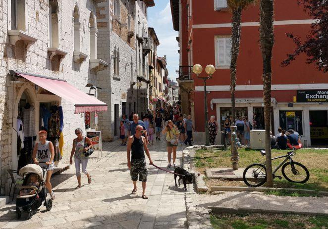 Poreč u prvih 8 mjeseci ostvario 5% više turističkih dolazaka i 2% više noćenja nego 2018. godine