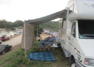 U protekla tri dana komunalni redari Grada Poreča kaznili 10 ilegalnih kampera