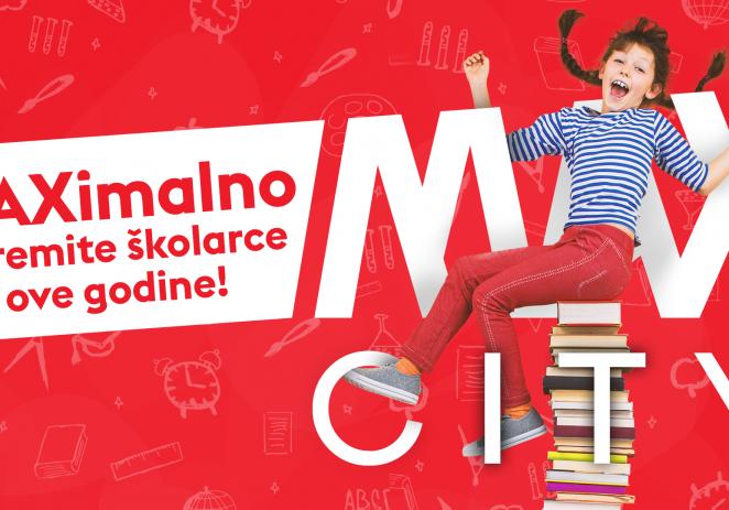 Najveći istarski shopping centar Max City 16. kolovoza donosi još jedan Max petak