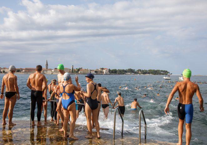 Ove subote jubilarni, 20-i Porečki Delfin – plivački maraton za svakoga