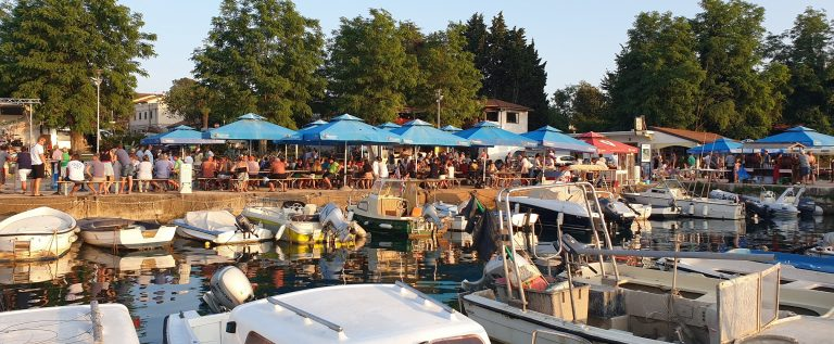 Ribarska fešta na Valamar Funtana Summerfestu1